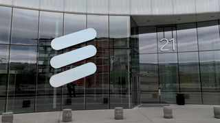 Sweden's Ericsson, caught in the middle of a geopolitical battle between Beijing and the West, said on Friday it was no longer banking on previously anticipated contract wins for 5G tenders in China, sending its shares down more than 8%. Photo: File