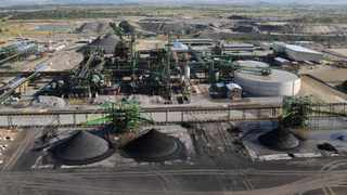 THARISA Minerals, a low cost platinum group metals and chrome concentrate producer.Photo supplied.