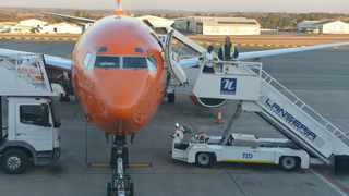 THE FUNDING will bring relief to SAA's subsidiary, Mango, which was contemplating placing itself under business rescue this month following a severe cash crunch at the low-cost carrier. Picture: KAREN SANDISON, ANA.