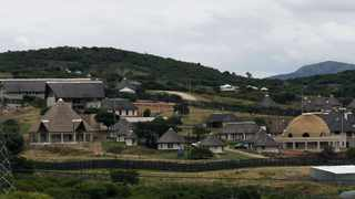 THE Jacob Zuma Foundation has refused to comment on whether the former president is back at his Nkandla homestead. File photo: Giordano Stolley/SAPA