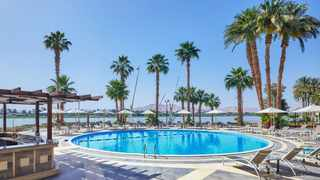THE cheapest in Africa was Steigenberger Resort Achti in Luxor in Egypt at $40 (R589) a night.
