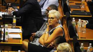 THE lack of post-matric qualifications of some leaders of the DA has once again been brought to the fore, this time with DA chief whip in the National Assembly Natasha Mazzone at pains to explain that she did not lie about her tertiary qualifications, Picture Courtney Africa/African News Agency(ANA)