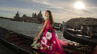THIS year the festivities took place in Venice at the Piazzetta San Marco, where models and guests arrived on gondolas and lasted all weekend. PICTURE: Courtesy Dolce & Gabbana