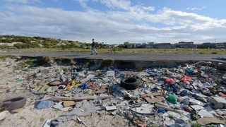 Tafelsig residents in Mitchells Plain expressed concern over the Swartklip Sports Ground, calling it a dumping site for murdered children. Picture: Armand Hough/African News Agency(ANA)
