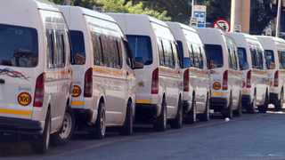 Taxi operators in Polokwane, Limpopo, have vowed to disrupt the integrated public transport system. Picture: Jacques Naude/African News Agency(ANA)