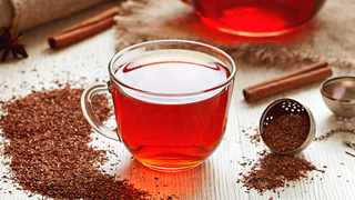 Tea contains no caffeine… it is low in tannins and you can drink as much of it as you want, unlike other hot beverages that may have a diuretic effect. Picture: Pexels