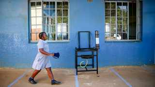 Teacher unions are sceptical about the reduced 0.5metre social distance rule. Picture Leon Lestrade/African News Agency(ANA).