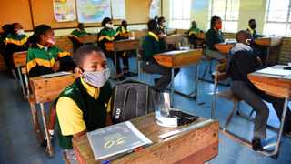 Teachers union claim they were not consulted on the Department of Basic Education's plans to reduce social distancing measures at schools Photographer :Phando Jikelo/African News Agency(ANA)