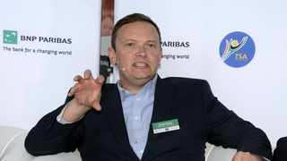 Tennis South Africa CEO Richard Glover will resign from his position. Photo: Tennis SA via Twitter