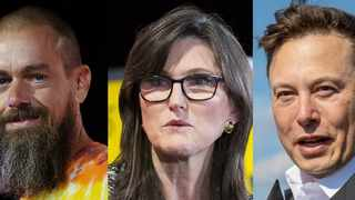 """Tesla CEO Elon Musk and Twitter CEO Jack Dorsey are planning to discuss Bitcoin later today at the B Word conference. The """"B Word,"""" aims to encourage companies and institutional investors to adopt bitcoin. Photo supplied."""