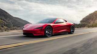 Tesla Roadster can accelerate from 0-100km/h in a claimed 1.9 seconds