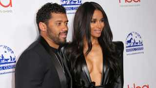 The 33-year-old singer began dating the NFL quarterback in 2015. Picture: AP