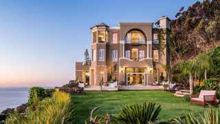 The 6 bedroom and 6 bath home located at 21 Nettleton in Cliffton Bay comes standard with housekeeping, airport transfer, a chef, butler and driver. Picture: Airbnb.