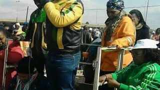 The ANC is standing by Winterveldt Ward 9 councillor Sipho Maselane, who is facing rape charges.