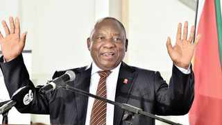 The ANC succession battle has moved up a gear after Cyril Ramaphosa took an extraordinary step of announcing a team he wants to lead the governing party together with. File picture: Kopano Tlape/GCIS