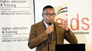 The African National Congress welcomed the resignation of Deputy Higher Education and Training Minister Mduduzi Manana. Picture: Chris Collingridge