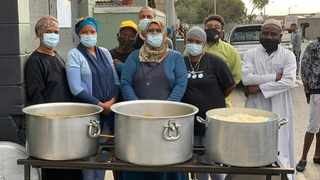 The Asa Majeed Learnership Centre in Tafelsig, Mitchells Plain is preparing to host its biggest feast yet. Picture: Supplied