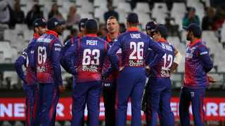 The Cape Town Blitz defeated the Jozi Stars to extend winning streak. Photo: Chris Ricco/BackpagePix