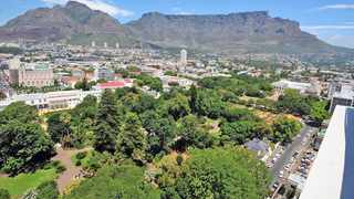 The Cape Town CBD could be dying slowly as the commercial property rentals sector experiences a decline owing to people working from home. Picture: David Ritchie/African News Agency