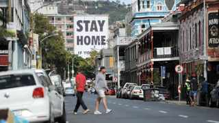 The Cape Town CBD has shown signs of recovery with businesses reporting an increase in foot traffic while facing a decreased risk of closure. Picture: Armand Hough/African News Agency(ANA)