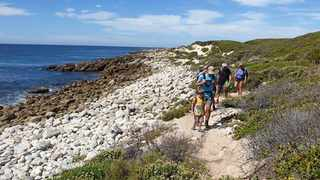 The Chokka Trail is a diverse coastal hike in the greater St Francis area. Picture: supplied.