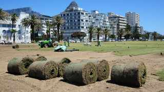 The City of Cape Town's spatial planning and environment directorate has put aside R7 million for upgrades to the Sea Point promenade as part of it's main spending for the new financial year. Picture: Henk Kruger/African News Agency(ANA)