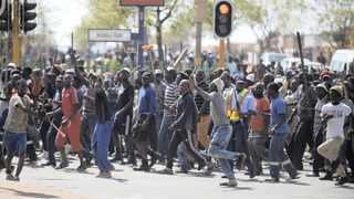 The City of Ekurhuleni, following the recent outbreak of xenophobic attacks, has established two sites that are currently housing about 800 displaced foreign nationals. Picture: Itumeleng English/African News Agency (ANA)