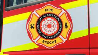 The City's Fire and Rescue Service spokesperson Jermaine Carelse said they received call at 9.07pm on Sunday night. Picture: David Ritchie/African News Agency(ANA)