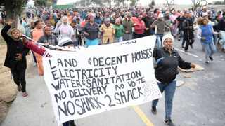 The DA remains strongly opposed to the amendment to Section 5 of the Constitution to expropriate land. File picture: Phando Jikelo/African News Agency (ANA Archives)