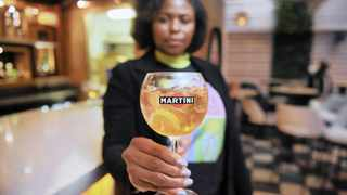 The Delizioso spritz cocktail. Armand Hough African News Agency (ANA)