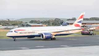 The Durban to London direct flight from King Shaka International Airport has contributed to the rise in passenger numbers by 11% in 2019.     Leon Lestrade African News Agency (ANA)