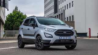 The Ford EcoSport compact SUV faces an uncertain future.