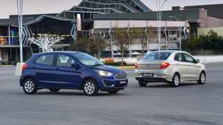 The Ford Figo looks set to be discontinued from early 2022.