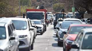 The Gauteng Traffic Police urged road users to exercise care and caution ahead of the long weekend of Heritage Day. Picture: Thobile Mathonsi/African News Agency (ANA)