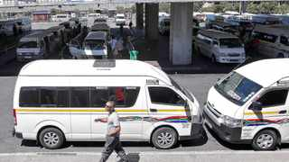 The Gauteng provincial government has commended the taxi industry in the province for taking a firm stance to protect businesses against widespread looting. Picture: Jason Boud/African News Agency (ANA) Archives