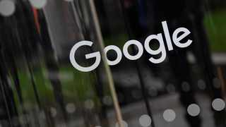 The Google name is displayed outside the company's office in London, Britain. File picture: Reuters/Toby Melville