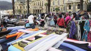 The Grand Parade informal traders have raised numerous concerns over the trading plans, including unsafe demarcations and restrictions to the proposed trading hours. File picture: African News Agency (ANA)