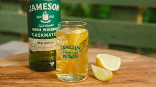 The Jameson Caskmates IPA Edition is a new extension to the innovative Caskmates range of whiskies finished in beer-seasoned barrels. Picture: Supplied