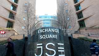 """The Johannesburg Stock Exchange (""""JSE"""") located at 1 Exchange Square, 2 Gwen Lane, Sandton, Johannesburg, South Africa. Picture: Nhlanhla Phillips/African News Agency/ANA"""