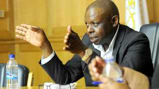 The Judicial Conduct Tribunal found that Western Cape Judge President John Hlophe had breached sections of the Constitution, when he attempted to influence two justices of the Constitutional Court. Picture: African News Agency/ANA