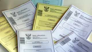The Maths Paper 2 and Physical Sciences (Chemistry) Paper 2 will be rewritten nationally on December 15 and December 17, Minister Angie Motshekga announced on Friday. Picture Ian Landsberg/African News Agency (ANA).