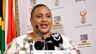 The Minister of Agriculture, Land Reform and Rural Development, Thoko Didiza. File photo: Jairus Mmutle/GCIS