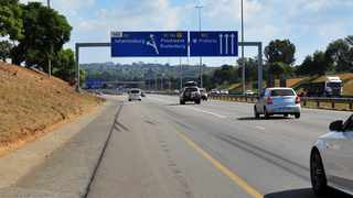 The N1 Polokwane and N4 Mpumalanga interchange in Pretoria is a route identified as a hotspot for spiking of cars. Picture: Oupa Mokoena/African News Agency (ANA)