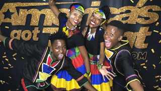The Ndlovu youth choir. Picture: Twitter