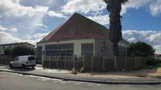 The New Apostolic Church Parkwood Central was the victim of copper theft. Picture: Supplied