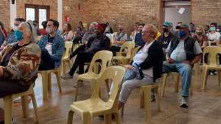 The Observatory Civic Association held a town hall meeting on Saturday. The meeting was to discuss how to bring about peace in the community.