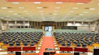 The Pan-African Parliament sitting in Gauteng has been marred by disruptions. Picture: Pan-African Parliament (PAP)