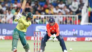 The Proteas and England can now take centre stage since the boardroom mess at Cricket South Africa has been sorted out. Captain Quinton de Kock will be looking to score a few runs this summer. Picture Leon Lestrade/African News Agency (ANA)