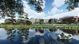 The R4 billion development at the River Club is expected to begin next month. Picture: Supplied
