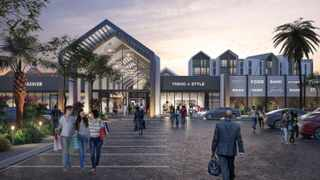 The R500 million Boardwalk Mall redevelopment in Nelson Mandela Bay Metro's Boardwalk Precinct will go ahead as planned at a time when many other big retail property landlords are struggling with vacancies and are selling shopping malls to reduce debt. Photo supplied.
